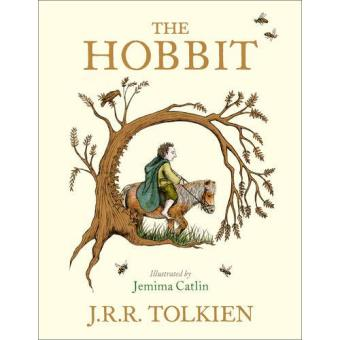 The Hobbit. Colour Illustrated