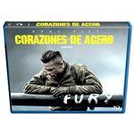 Corazones de Acero - Blu-ray Ed Horizontal