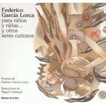 Federico garcía lorca para niños y