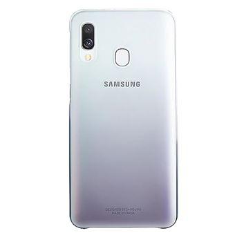 Funda Samsung Gradation Cover Negro para A20E