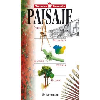Manuales Parramon temas pictóricos paisaje