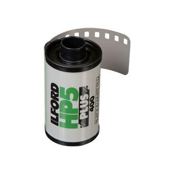 Película blanco y negro Ilford HP5 400 - 36 exposiciones