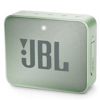 Altavoz Bluetooth JBL GO 2 Menta