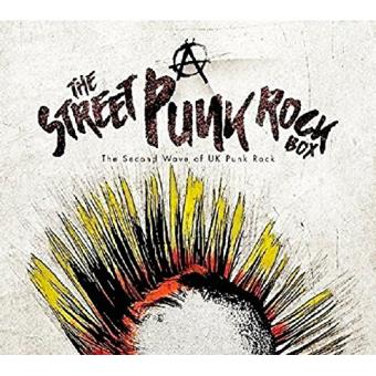 Box The Street Punk Rock (6 CD)