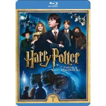 Harry Potter y la piedra filosofal - Blu-Ray