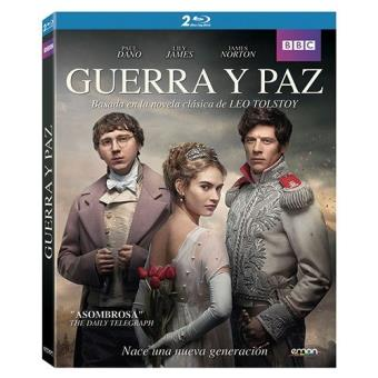 Guerra y paz - Miniserie - Blu-Ray