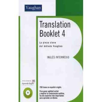 Translation Booklet 4 + CD