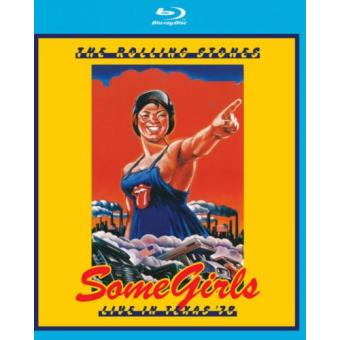 Some Girls: Live In Texas 78 (Formato Blu-Ray)