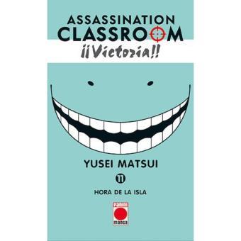 Assassination Classroom 11: ¡¡Victoria!!
