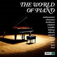 The World Of Piano - Vinilo