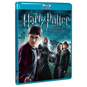 Harry PotterHarry Potter y el misterio del príncipe (Blu-Ray + Copia digital - DVD