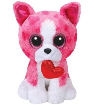 Peluche Beanie Boos perro Romeo (15 cm)