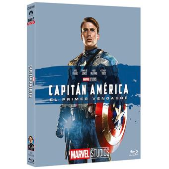 Capitán América: El primer vengador - Ed Oring - Blu-ray