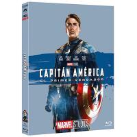 Capitán América: El primer vengador  Ed Oring - Blu-Ray