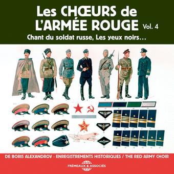 Les Choeurs de L'Armee Rouge Vol. 4