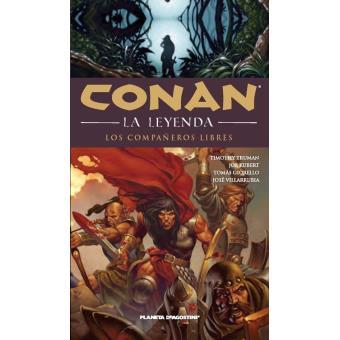 Conan la leyenda nº 09/12