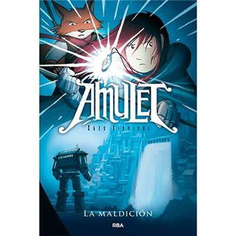 Amulet 2- La maldición