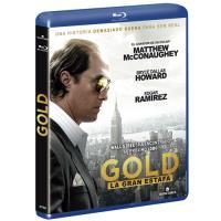 Gold, la gran estafa - Blu-ray