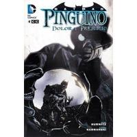 Pingüino. Dolor y prejuicio. Nuevo Universo DC