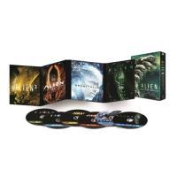 Pack Alien. Saga completa - Blu-Ray