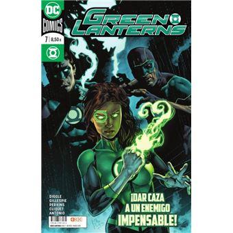 Green Lanterns nº 07