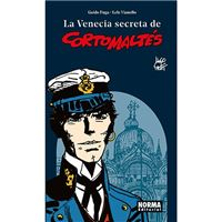La Venecia secreta de Corto Maltés