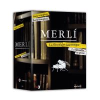 Merlí. La Serie Completa - Serie completa (catalán) -  DVD