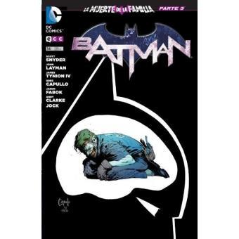 Batman 14. La muerte de la familia Parte 3/3. Nuevo Universo DC