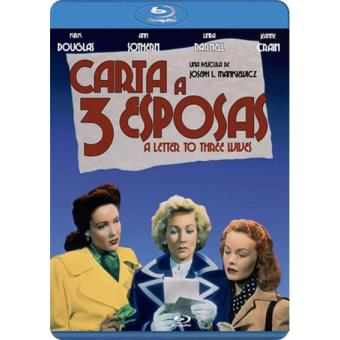 Carta a tres esposas - Blu-Ray
