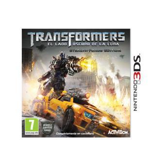 Transformers: El Lado Oscuro de la Luna Nintendo 3DS