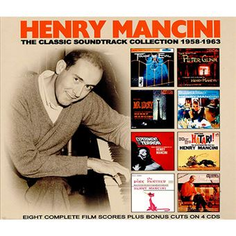 The Classic Collection 1958-1963 - 4 CD