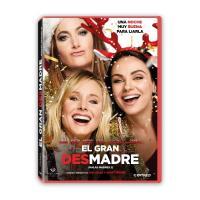 El gran desmadre (Malas madres 2) - DVD