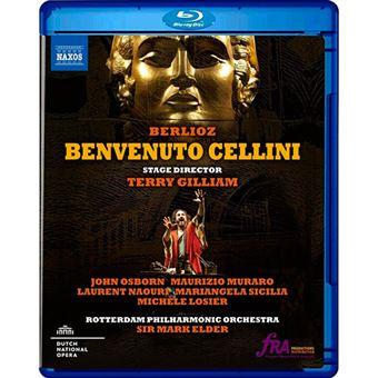Berlioz - Benvenuto Cellini - Blu-Ray