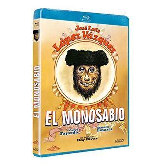 El monosabio - Blu-Ray