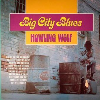 Big City Blues - Vinilo