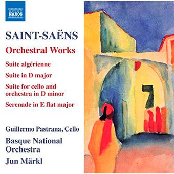 Saint-Saëns - Orchestral Works