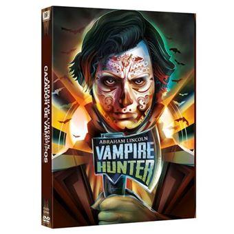 Abraham Lincoln: Cazador de vampiros  Ed. Halloween 2018 - DVD