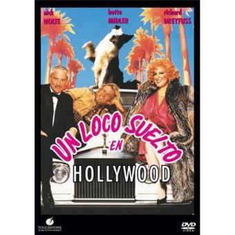 Un loco suelto en Hollywood - DVD