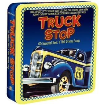 Truck Stop - 60 Essential Rock 'n' Roll Driving Songs (Ed. Box Set limitada)