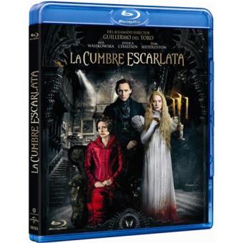 La cumbre escarlata - Blu-Ray