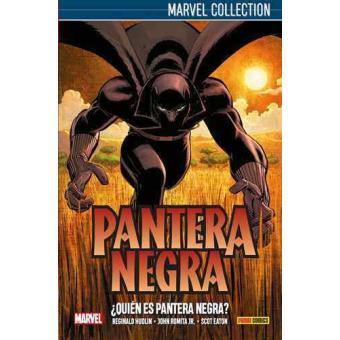 Pantera negra 1 Marvel collection