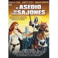 El asedio de los sajones - DVD