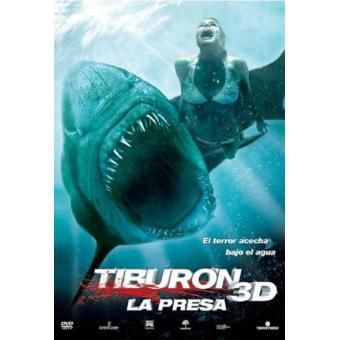 Tiburón: La presa - DVD