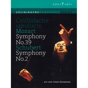 Mozart: Symphonie Nr. 39 / Schubert: Symphonie Nr. 2
