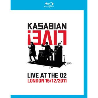 Kasabian: Live at the O2 (CD + Blu-Ray)