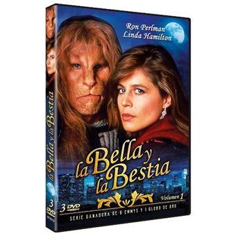 La bella y la bestia  Vol. 1 - DVD