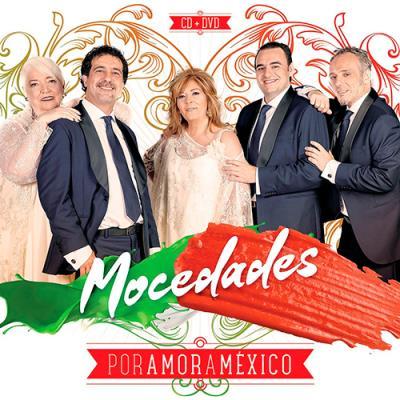 Por Amor a México BSO (CD