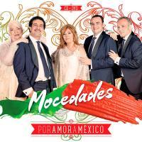 Por Amor a México BSO (CD + DVD)
