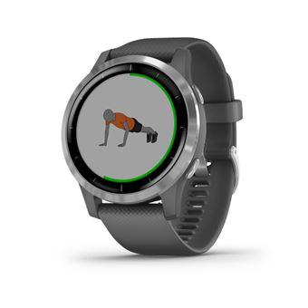 Smartwatch Garmin Vivoactive 4 Gris/Plata