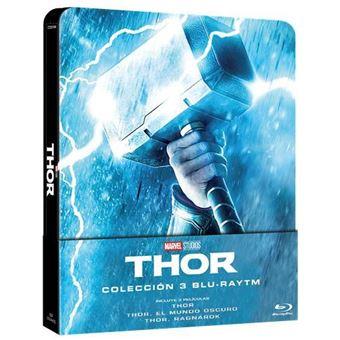 Thor: La Trilogía - Steelbook Blu-Ray
